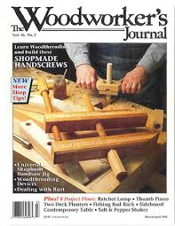 woodworker u0027s journal back issue archive archives page 16 of 25
