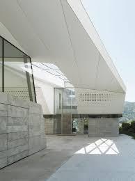 concrete cladding metal smooth panel fibrec polar white