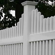 picket fences england vinyl picket fence superior plastic products