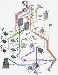 mercury optimax 135 wiring diagram wiring diagram and schematic