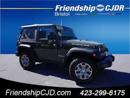 1998 jeep wrangler rubicon pre owned jeep wrangler in bristol tn 17e0352b