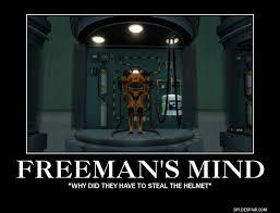 Mind Meme - freeman s mind meme by roninhunt0987 on deviantart