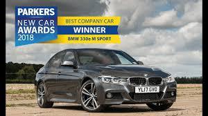 company car bmw bmw 330e best company car parkers awards