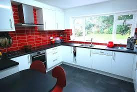 black white kitchen designs red kitchen ideas red and white kitchens black and red kitchen