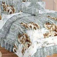 Wolf Bedding Set The Regal Wolf Bedding Set Available In 2 Beautiful Designs