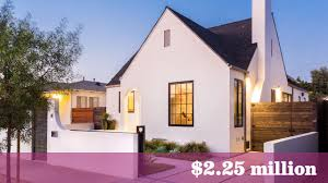 tech executives list their reimagined english cottage in del rey