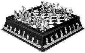 unique chess sets for sale simpsons pewter chess set unique concepts simpsons statues at
