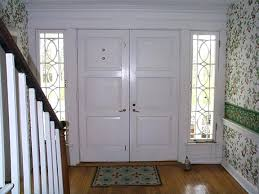 Double Glazed Wooden Front Doors by Front Doors Front Door Solid Wood Double Front Doors Uk Mahogany