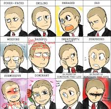 Expressions Meme - pixiv facial expressions meme corporate kane by shinkumancer on