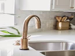 Kitchen Faucets Touchless Delta Touch Faucet Manual Sinks And Faucets Decoration