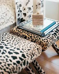 24 ways to go wild with animal print decor brit co