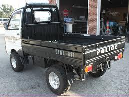 kei truck 1991 mitsubishi kei pickup truck item h8793 sold decemb