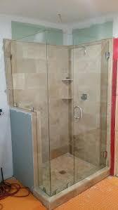 How To Install A Sterling Shower Door Cost Of Shower Door Installation Frameless Doors Custom Glass