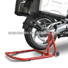what is bmw stand for single steel motorcycle rear paddock stand motorcycle accessory
