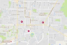 Gainesville Map Gpd 3 Shootings 2 Injured Early Wednesday News Gainesville