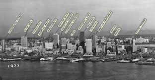 Seattle Times Traffic Flow Map by Historical Seattle And Puget Sound Page 40 Skyscrapercity
