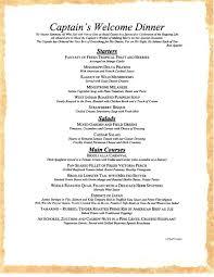Sample Buffet Menus by Carnival Cruise Buffet Menu Body Punchaos Com