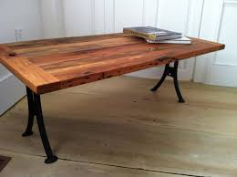 furniture round vs rectangular coffee table griffin reclaimed