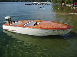 Free Wooden Boat Plans Plywood by 107 Best Wooden Boats Images On Pinterest Vintage Boats Boat