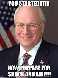 Awe Meme - dick cheney meme imgflip