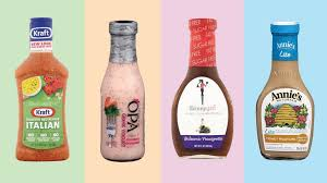 the best and worst healthy salad dressing choices taste of home