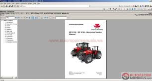 auto repair manuals agco massey ferguson nord america workshop