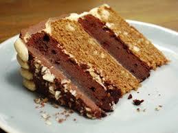 chocolate caramel u0026 peanut u0027snickers u0027 layer cake thelittleloaf
