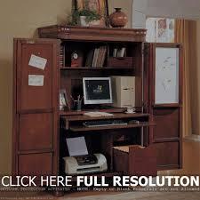 Sauder Computer Armoire Sauder Computer Cabinet Armoire Best Home Furniture Decoration
