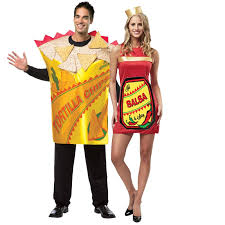 T Shirt Halloween Costumes Ideas Chips U0026 Salsa Couples Costume Costumes