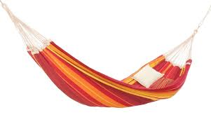 the hammock as a tiny house bed