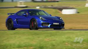porsche cayman green porsche cayman gt4 video review motoring com au