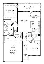 Beechwood Homes Floor Plans Cresswind Peachtree City Beechwood New Home Near Atlanta By