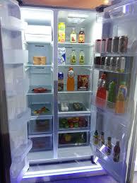 food showcase refrigerator u2013 technolady