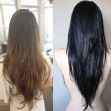 is v shaped layered look good for curly hair v cut hair hairstyles for women