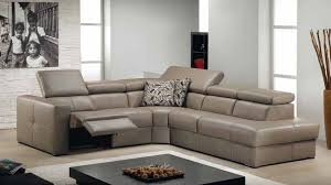 Sofa With Recliners by Themis Leather Sectional Sofa With Recliner By Rom Belgium Neo
