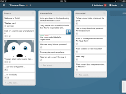 catching up with trello tidbits