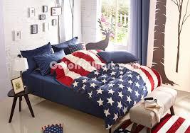 American Flag Comforter I Love America Blue American Flag Bedding Velvet Bedding Modern