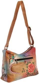 anuschka premium antique anuschka satchel bag premium antique one size