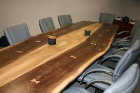 Wood Conference Table Conference Table In Sacramento California Juvet Artistic Woodwork
