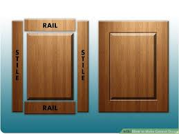 how to make kitchen cabinets doors how to build kitchen cabinet doors make close flat look better