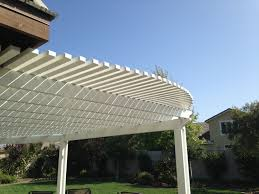 Lattice Pergola Roof by Lattice Patio Covers Riverside
