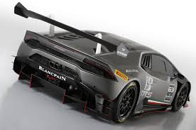 Lamborghini Huracan All Black - lamborghini huracan lp 620 2 super trofeo unveiled