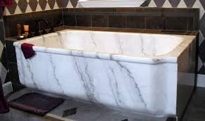 Hotels With Large Bathtubs Large Custom Marble Bathtub Carved From Italian Carrara Marble