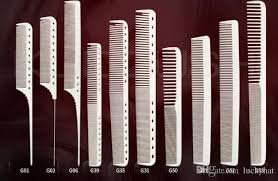 hair combs factory sale y8 combs cutting hair combs laser engraving degree