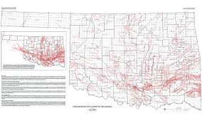 Csus Map Oklahoma Geological Survey Earthquake Map Wisconsin Map