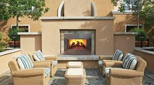 Diy Outdoor Living Spaces - exterior design elegant diy backyard fireplace with closed hearth