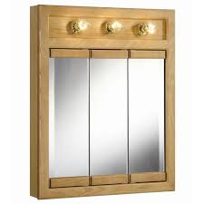 Bathroom Medicine Cabinet With Mirror And Lights by Jensen Medicine Cabinet With Outlet Best Home Furniture Decoration