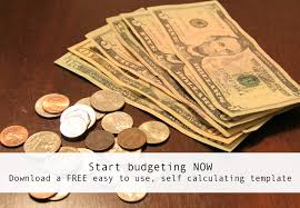 Free Download Budget Template How Do I Create A Budget Journalist Marketer Story Teller