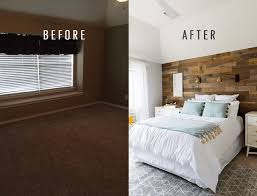 10 bedroom makeovers transform a boring room into a stylish