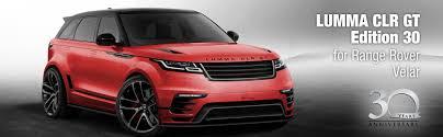 range rover velar vs sport lumma design fahrzeugveredelung